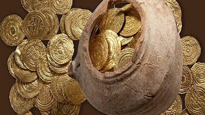 chhattisgarh-kondagaon-gold-coins-received-from-the-workers-during-the-construction-of-the-road