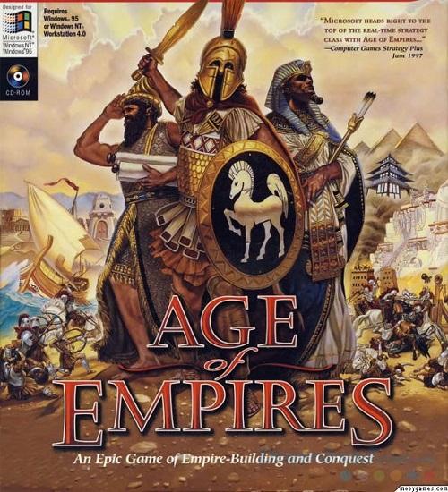Đế chế - huyền thoại dòng Game RTS tại việt nam với trên toàn cầu