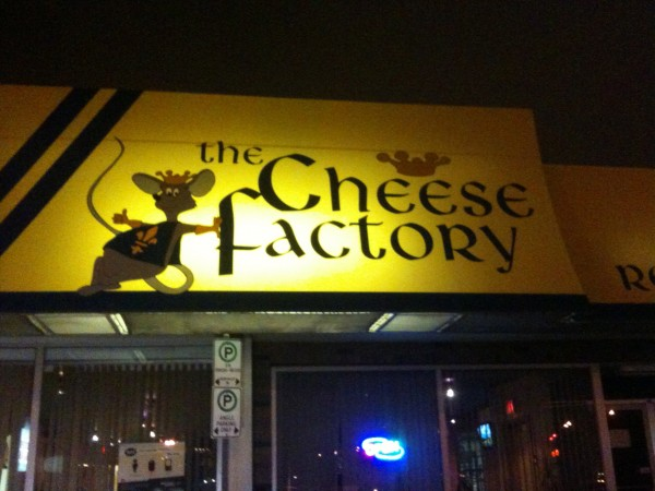Eating My Way Through Edmonton The Cheese Factory