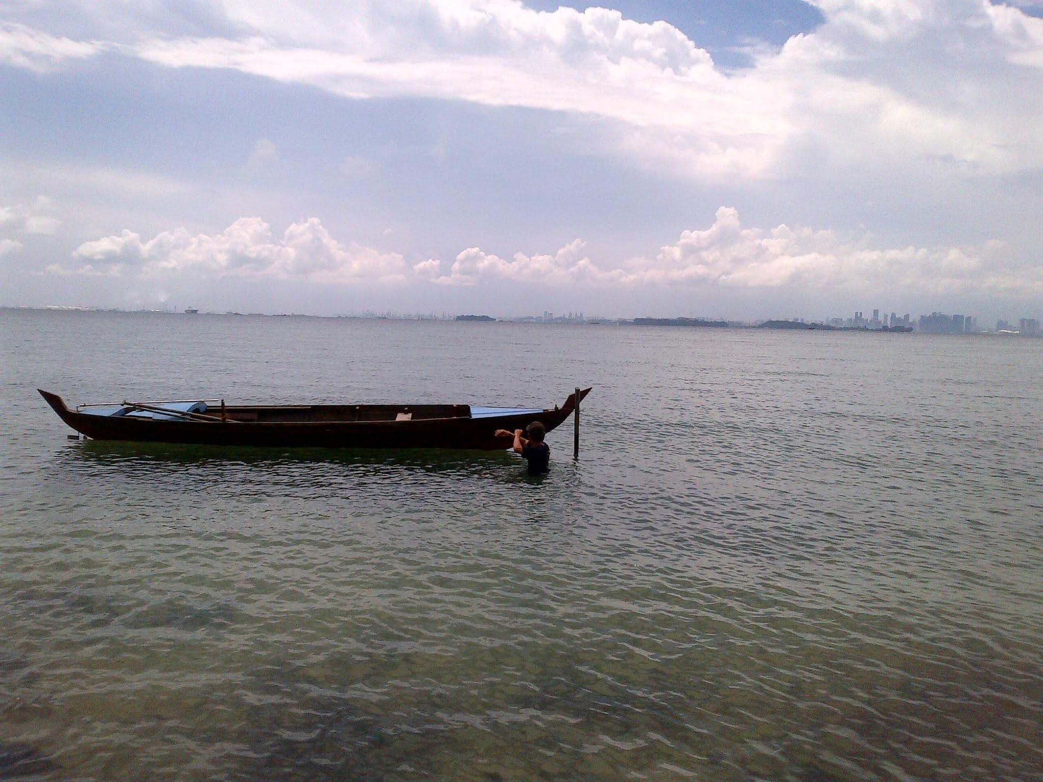 Pantai Indah, Pulau Lengkana Belakang Padang 5