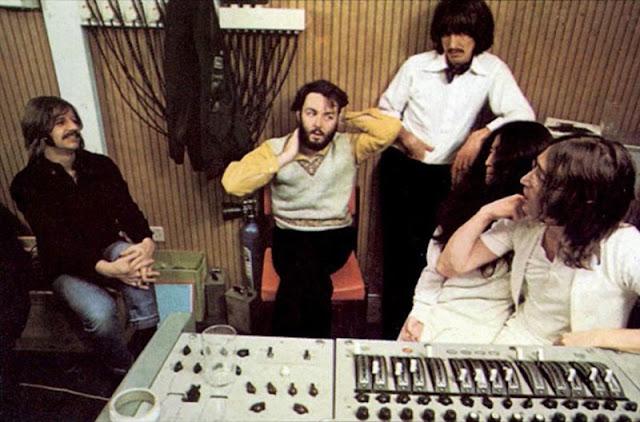 the beatles documental grabación de let it be con peter jackson