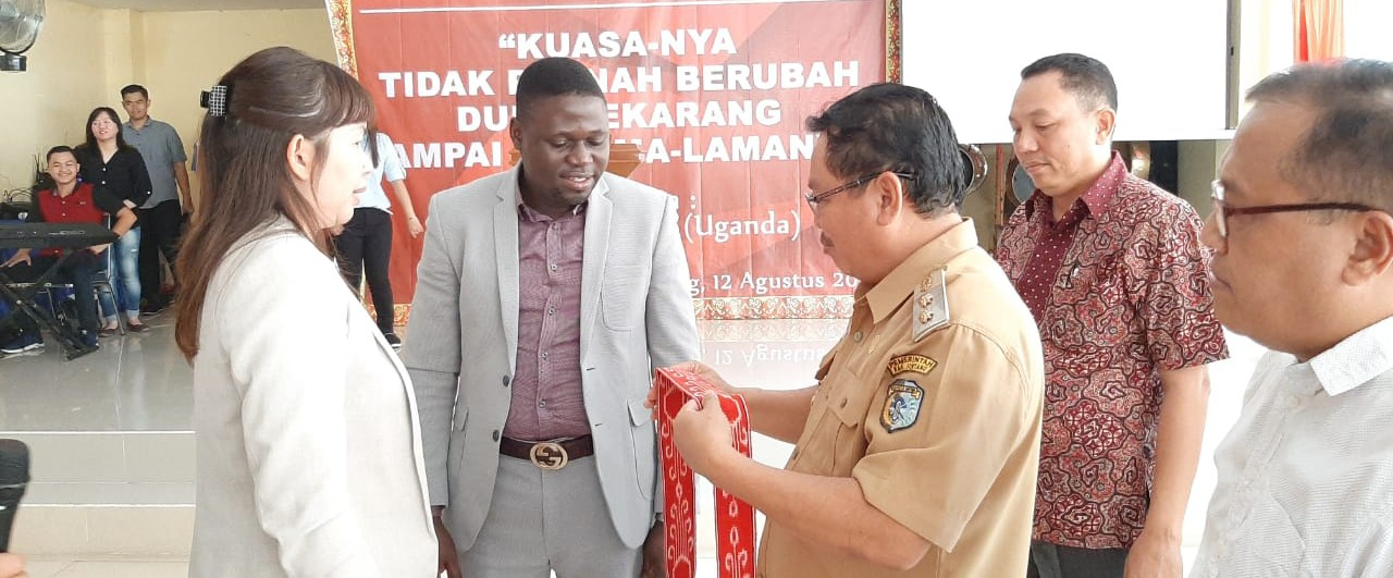 Askiman Buka Seminar Dan Kkr Borneoterkini