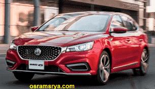 MG 6 | تقرير كامل عن السياره أم جى 6 | أسعار MG 6 | مميزات و عيوب  MG 6 موديل 2020