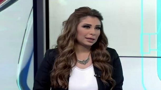"""مذيعة العربية سارة دندراوي تثير غضبا واسعاً في الكويت بسبب """"الخمور"""""""