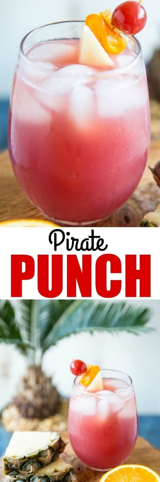 Pirate Punch Recipe