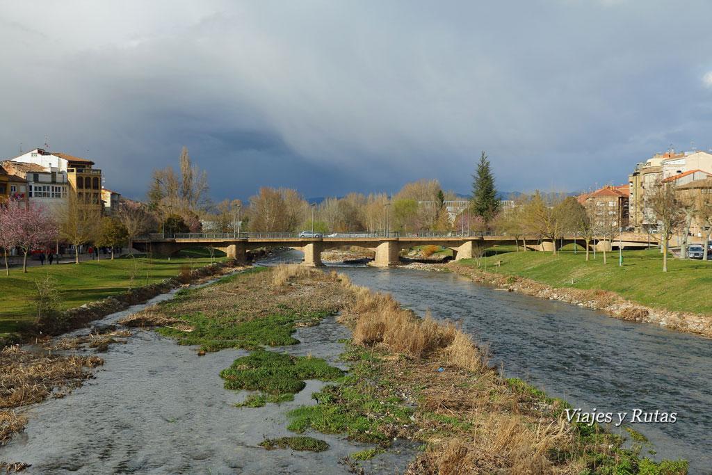 Puente de San Juan de Ortega, Nájera