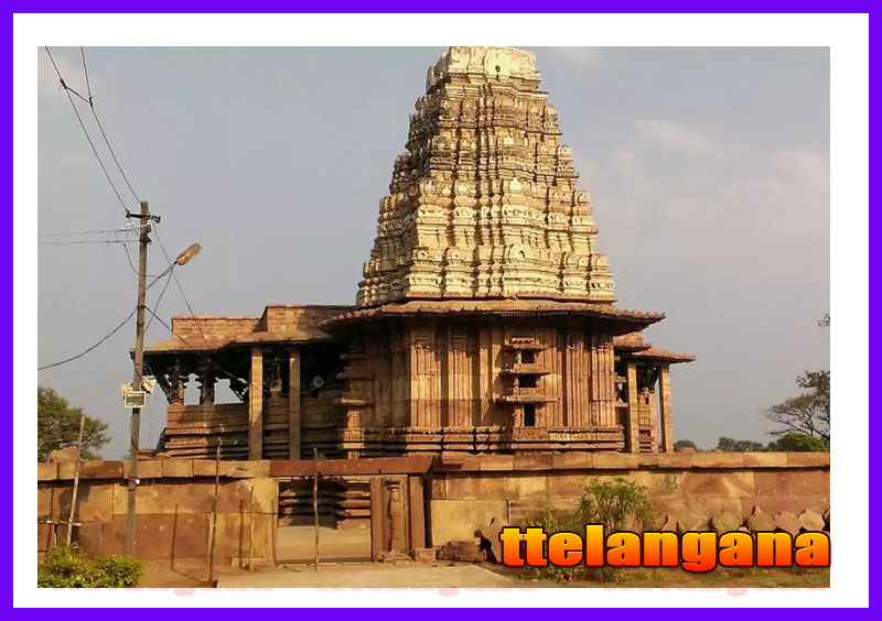 Ramappa Temple in Telangana