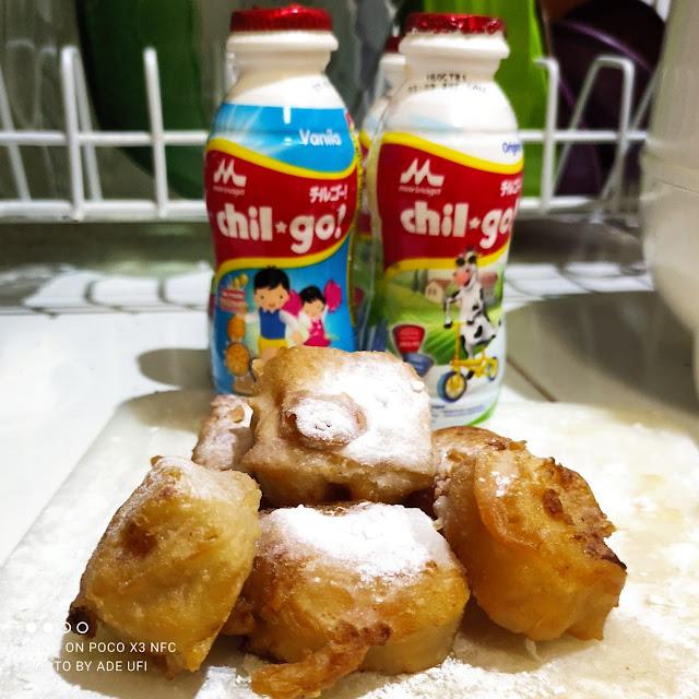 susu cair anak untuk resep makanan bergizi