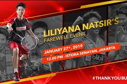 Final Terakhir, Liliyana Natsir Minta Suporter Getarkan Istora Senayan