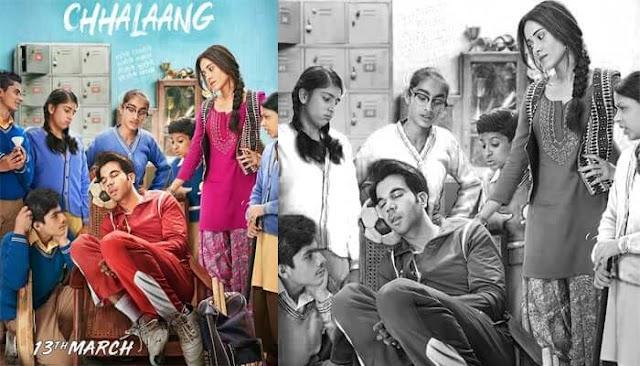 Chhalaang Full Movie Online Leaked by TamilRockers