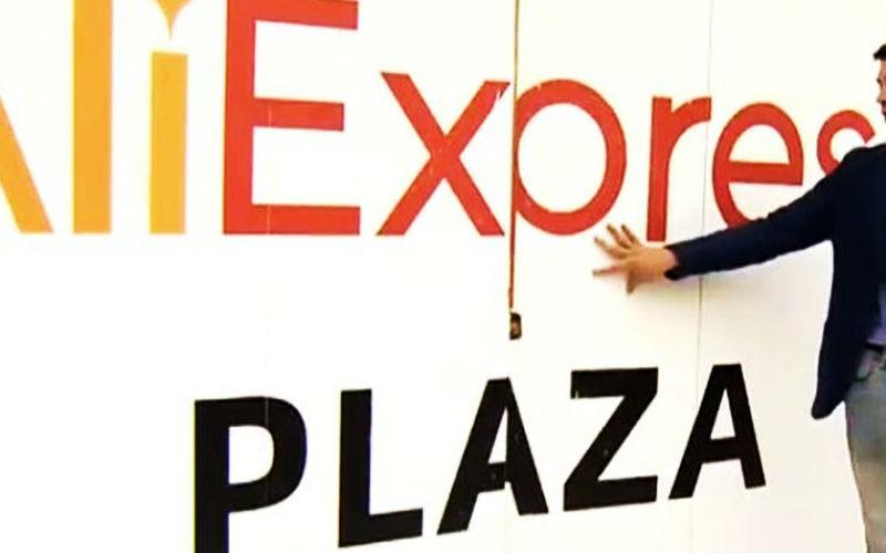 Ali Express en Madrid: puerta de acceso