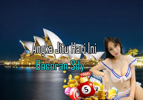 Bocoran Togel Sydney 14 Oktober 2020