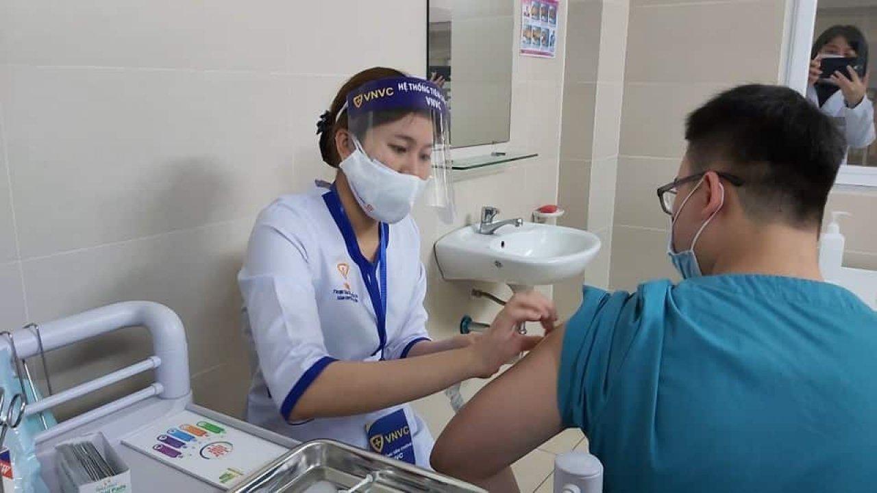 Cách đăng ký tiêm vaccine Covid 19 online