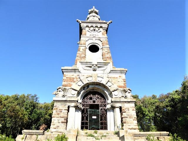 mausoleo Tonietti a Cavo