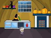 G2M Halloween Forest Escape Series Final Episode