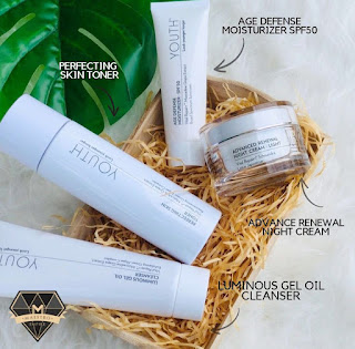 YOUTH Skincare Shaklee 1