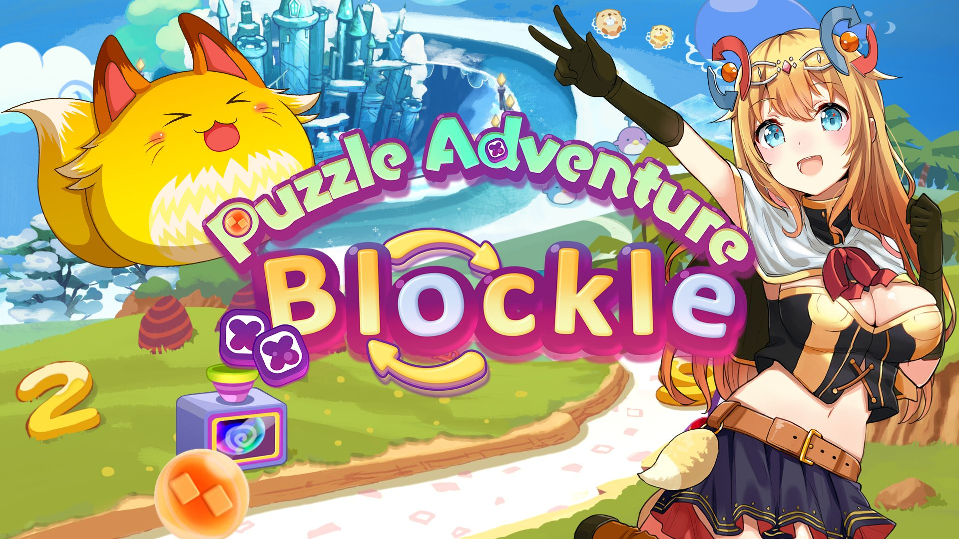 Puzzle Adventure Blockle v1.0 NSP XCI For Nintendo Switch