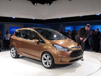 Ford B-Max 2018 ReDesign, Reviews, Specification, Price