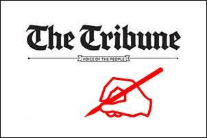 English Tribune Dictation July 2021