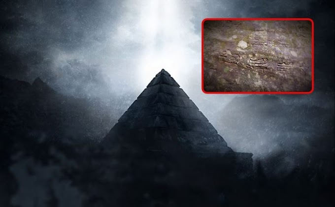 """Investigations have discovered the existence of a 900m high """"Great Pyramid"""" hidden under intense vegetation and Australia's land, which could date back to about 5,000 years ago."""