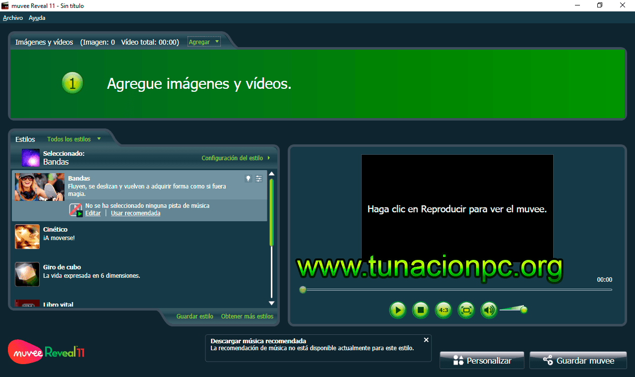 Descargar muvee Reveal Full Español 1 Link