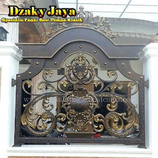 Kumpulan Produk, Pagar, Besi, Tempa, Klasik dan Miinimalis, Pintu, Gerbang, Klasik