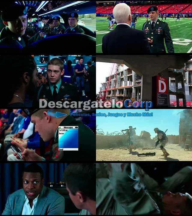 Billy Lynn Honor y sentimiento (2016) DVDRip Español Latino