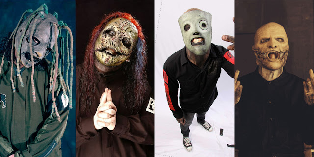 Slipknot Corey Taylor revela máscara más difícil ponerse