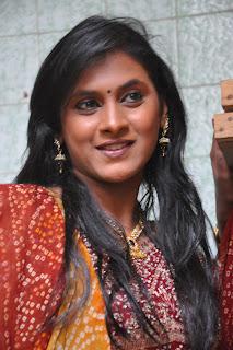 Rachana At Gandham Audio Release (4)