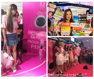 - 14699417 10208737288564046 613843723 o - 輕鬆打造女神頭丨粉紅造型工作坊丨amika x 癌症基金會粉紅革命