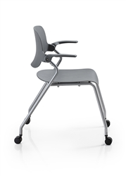 Training Room Chair That Stacks