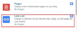 Blogger Blog Me Category Widget Add Kaise Kare