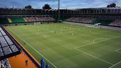 PES 2021 Stadium Zimbru