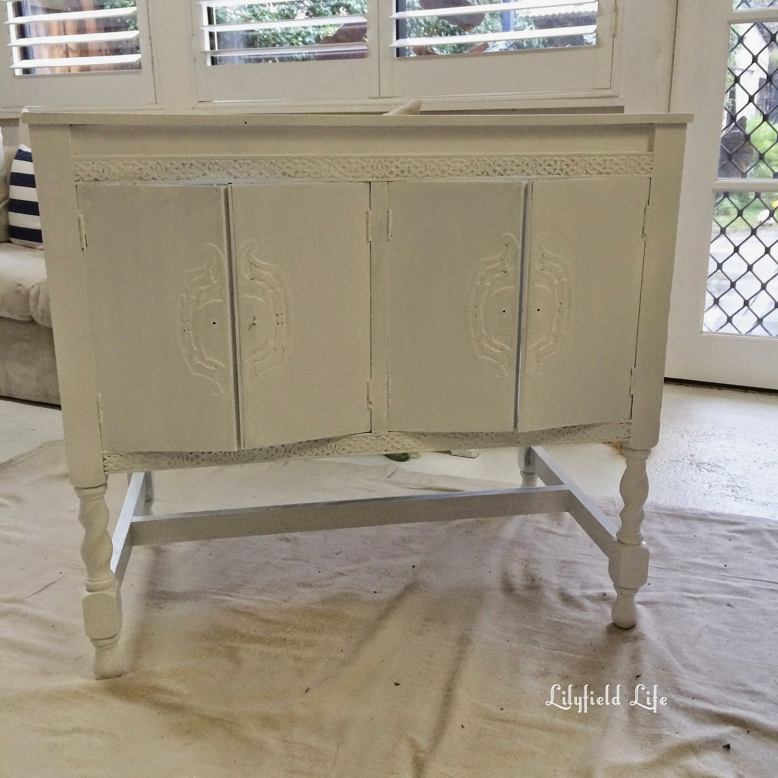 Vintage Furniture Sydney Lilyfield Life Vintage Cabinet Turned Bathroom Vanity And