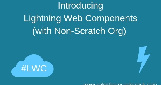 Introduction to Lightning Web ComponentsLWC  Salesforce