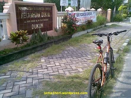 sejarah nama kecamatan dukun