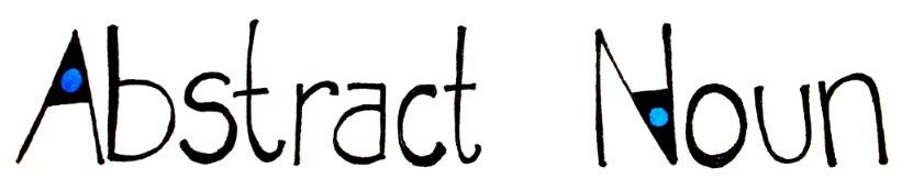 abstract noun for meet