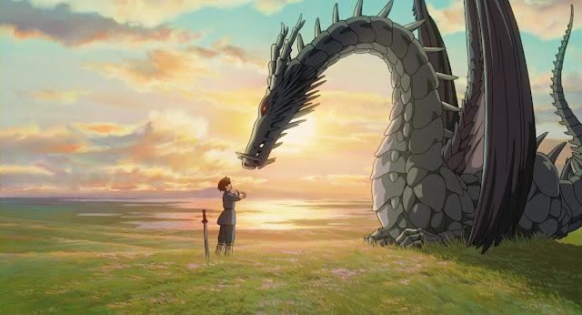 Película Cuentos de Terramar de Studio Ghibli, dirigida por Gorō Miyazaki en el año 2006