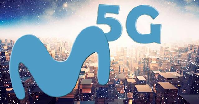 Movistar llega a diversos acuerdos de 5G en Europa