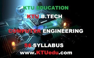 KTU B-Tech (S5) Computer Science & Engineering Fifth Semester Course Syllabus & Course Plan