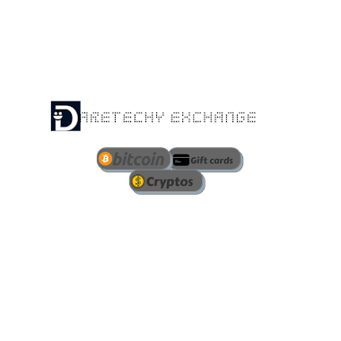 DARETECHY Exchange: Best Site to Redeem or Sell Gift cards in Exchange for Naira in Nigeria