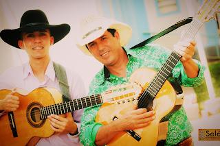 Cantores Marcos Lima e Haniel se apresentarão neste 15/02 na TV Aparecida