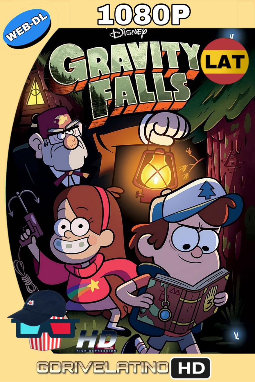 Gravity Falls (2012) Temporada 1 NF WEB-DL 1080p (Latino-Inglés) MKV