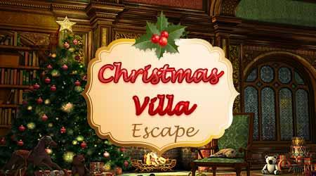 Play 365Escape Christmas Villa…