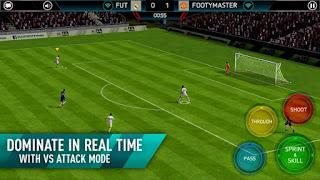 Game Sepak Bola FIFA Mobile Versi Terbaru 2018 APK no Mod
