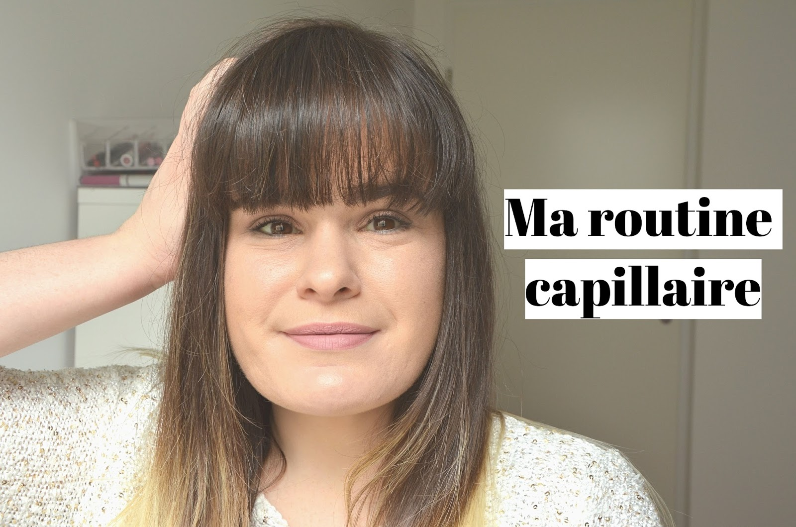 ma routine capillaire printemps 2018 tie and dye brun blond blogueuse beauté à toulouse