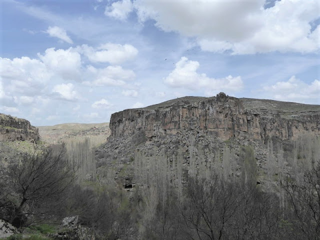 la valle ihlara in cappadocia