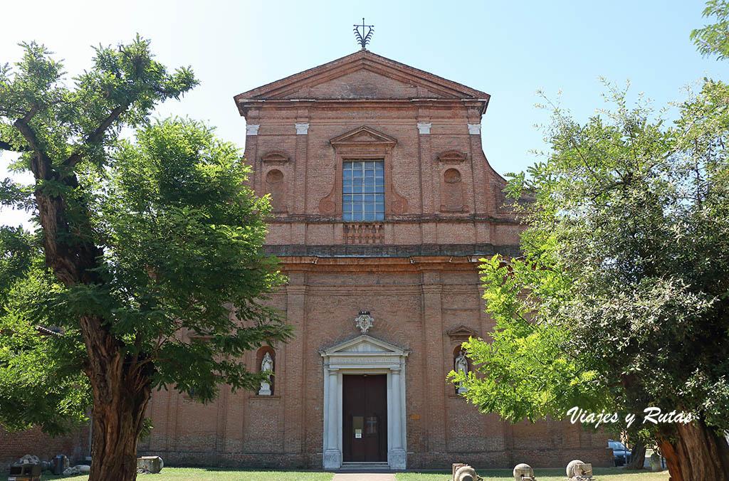 Iglesia de San Girolamo, Ferrara