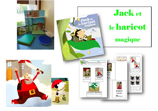 Dossier, puzzles couverture, exploitation pédagogique Jack et le haricot magique