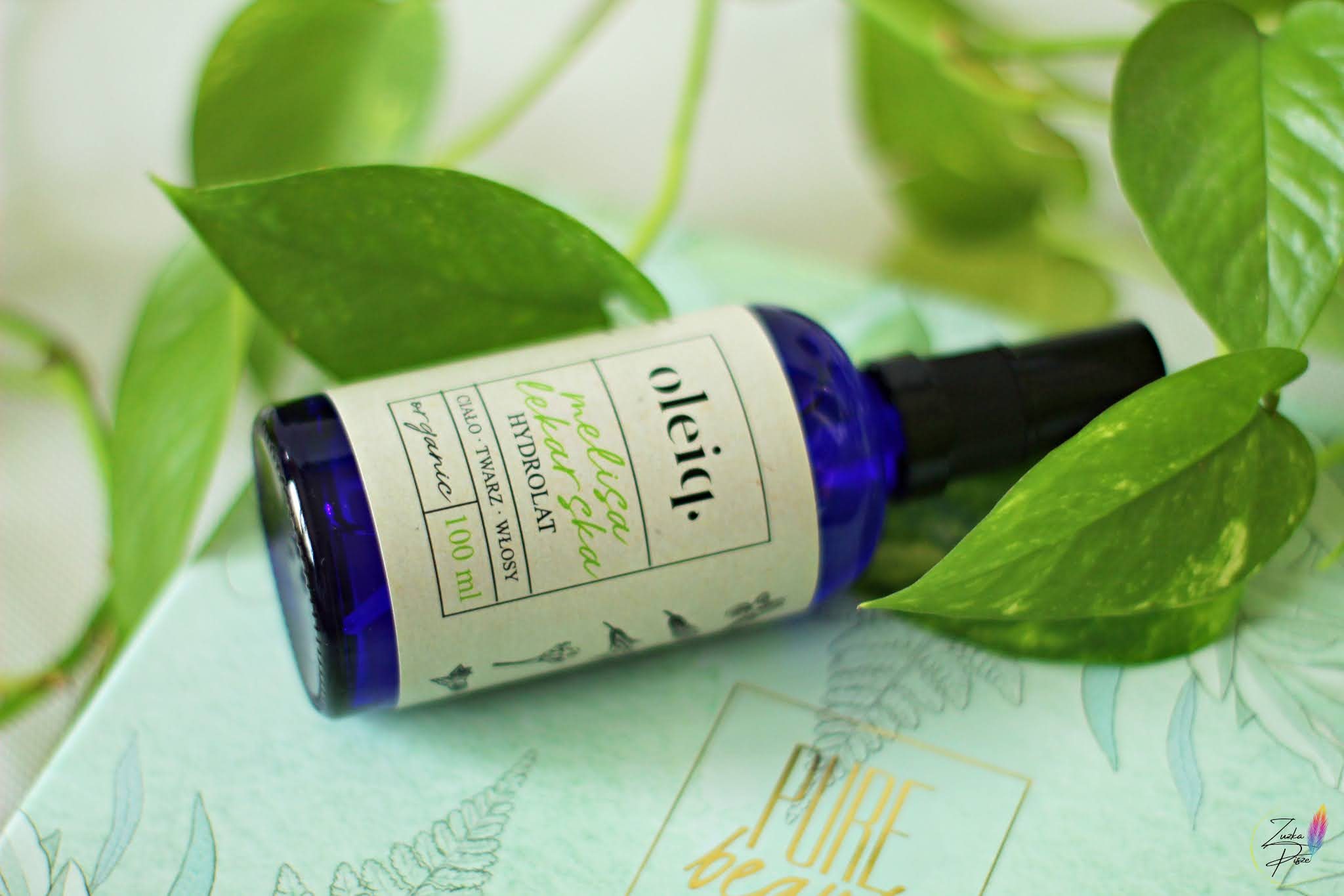 Pure Beauty NATURAL BOOM - box z kosmetykami naturalnymi